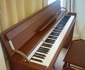 我が家にピアノが