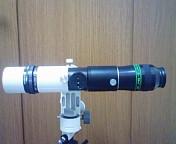 ミニボーグ50 + Ethos13mm