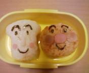 2010年12月、子供達のお弁当〓